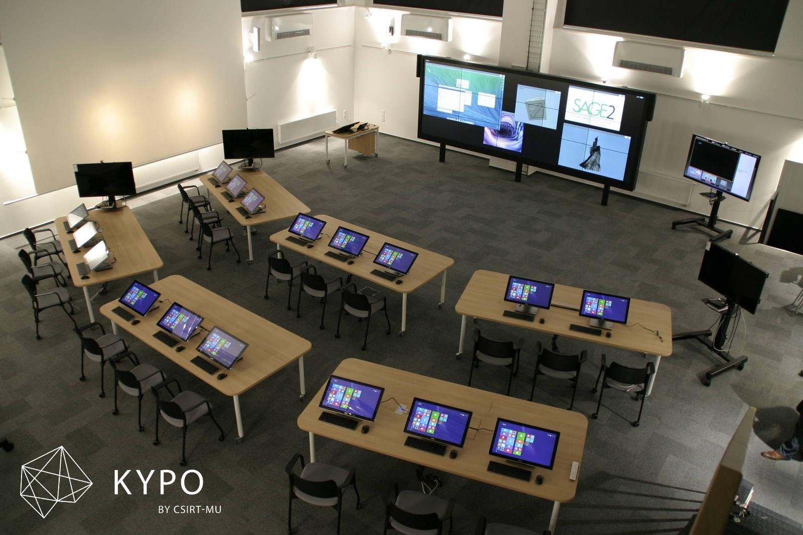KYPO Cyber Range   Lasaris